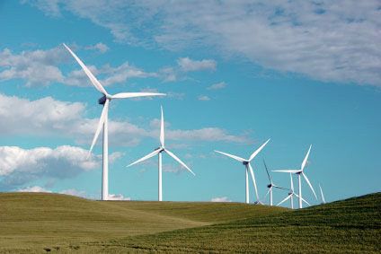 photo of windfarm