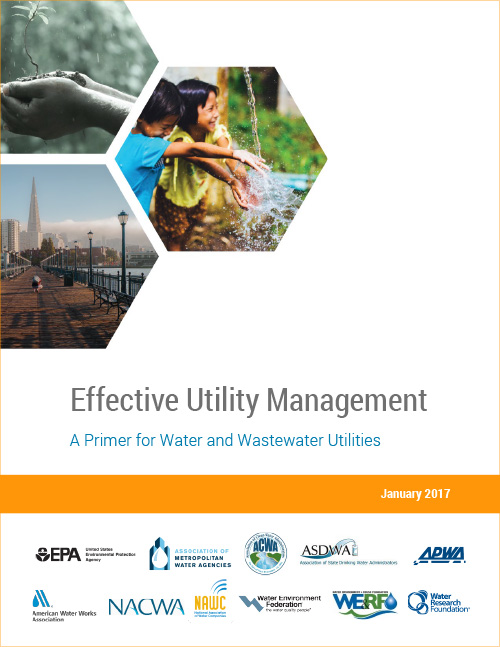 Effective Utility Management: A Primer for Water and Wastewater Utilities